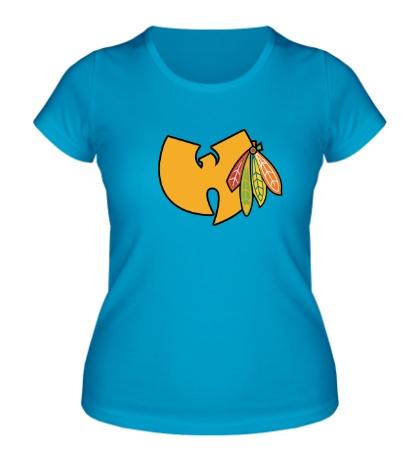 Женская футболка Wu-Tang Mahican