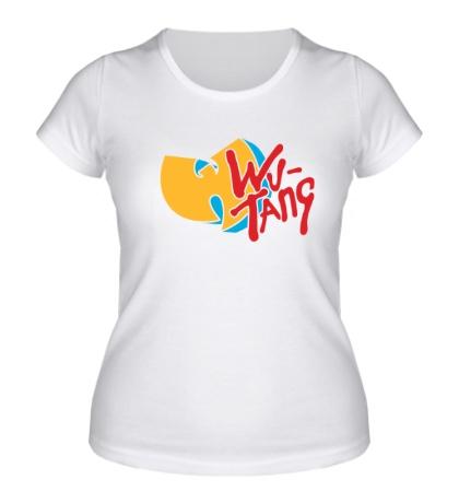 Женская футболка Wu-Tang MTV