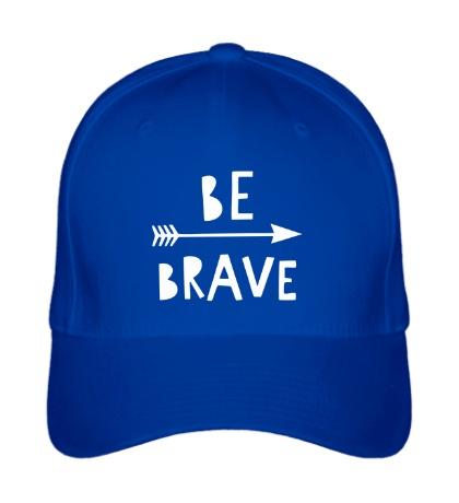 Бейсболка Be brave