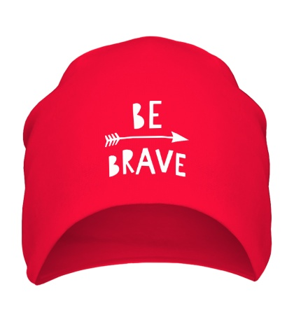 Шапка Be brave