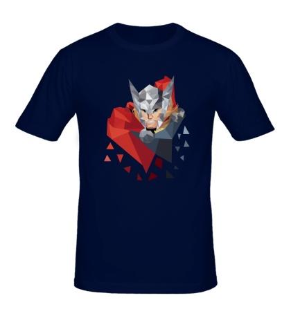 Мужская футболка Polygon Thor