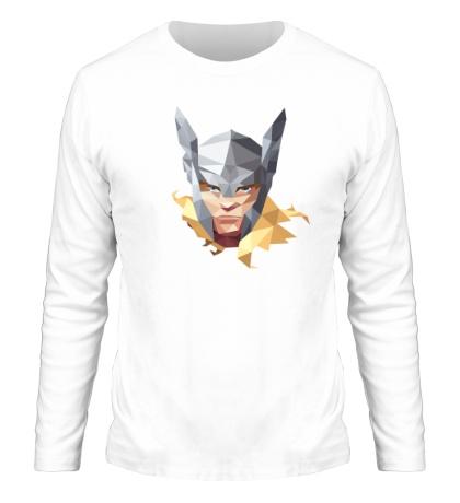 Мужской лонгслив Geometric Thor