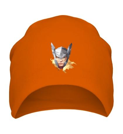 Шапка Geometric Thor