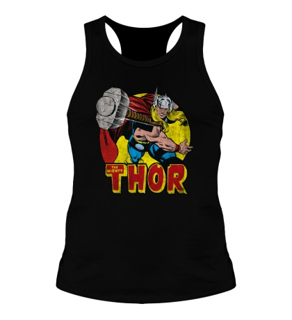 Мужская борцовка Thor Springs Into Action