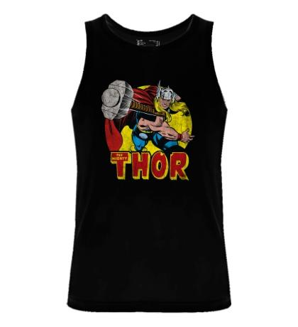 Мужская майка Thor Springs Into Action