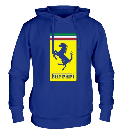 Толстовка с капюшоном Ferrari Italia