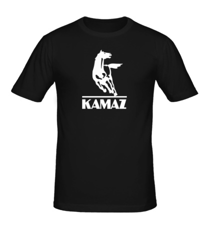 Мужская футболка Kamaz