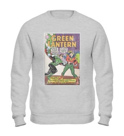 Свитшот Green Latern: Poster