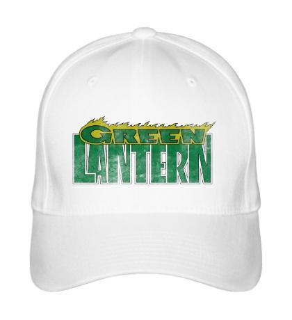 Бейсболка Green Latern: Sign