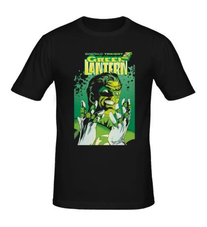 Мужская футболка Green Latern: Comics