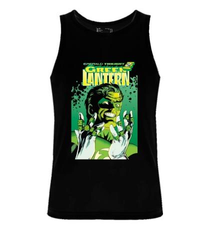 Мужская майка Green Latern: Comics