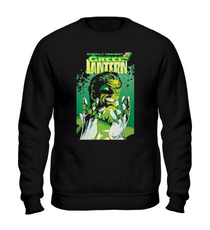 Свитшот Green Latern: Comics