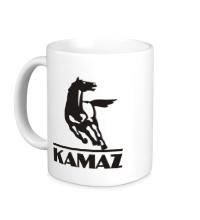 Керамическая кружка Kamaz