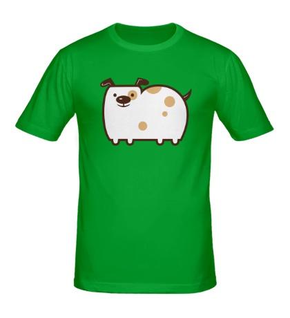Мужская футболка «Dosheen The Dog»