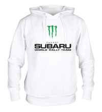Толстовка с капюшоном Subaru Rally Team