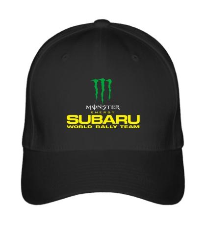 Бейсболка Subaru Rally Team