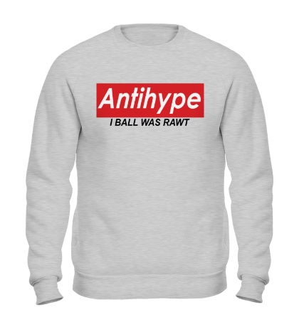 Свитшот Antihype i ball was rawt