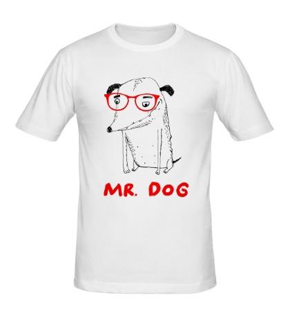 Мужская футболка «Mr. Dog»