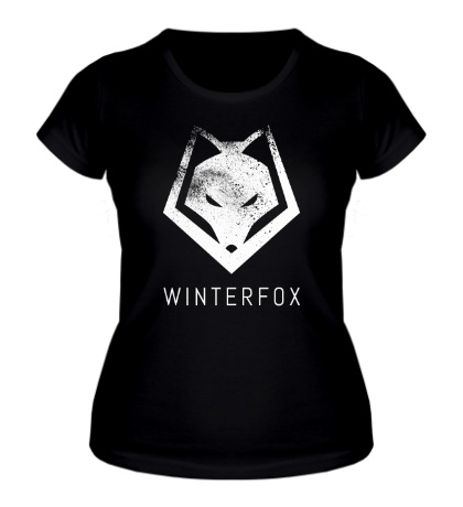Женская футболка Winterfox