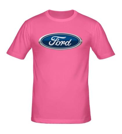 Мужская футболка Ford