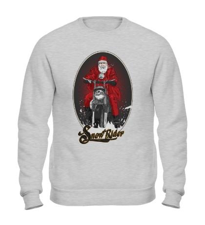 Свитшот Snow Rider