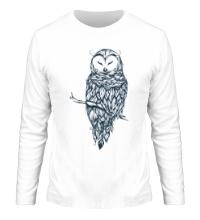 Мужской лонгслив Snow Owl