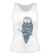 Женская майка Snow Owl