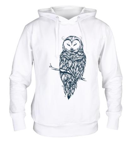 Толстовка с капюшоном Snow Owl