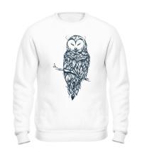 Свитшот Snow Owl