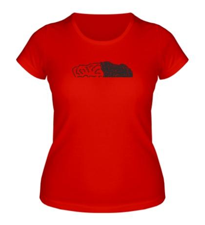 Женская футболка XXXTentacion