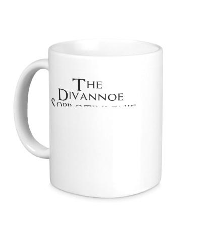Керамическая кружка The divannoe soprotivlenie