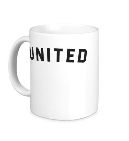 Керамическая кружка United we dream