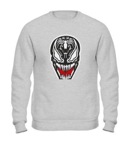 Свитшот Venom mask
