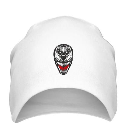 Шапка Venom mask