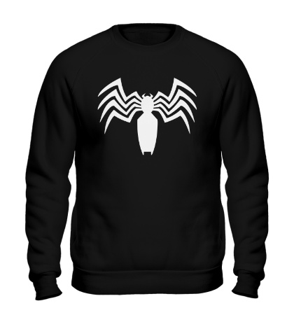 Свитшот Venom logo
