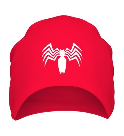 Шапка Venom logo