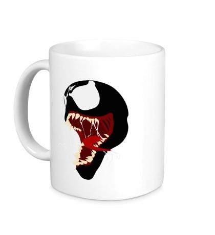 Керамическая кружка Venom