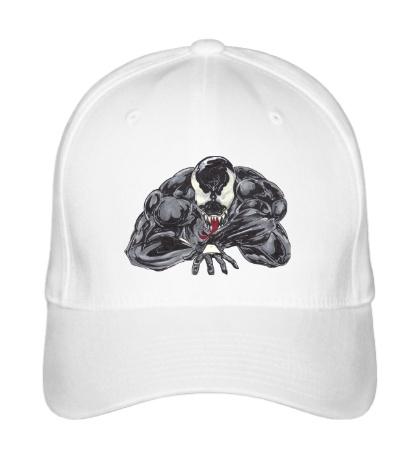 Бейсболка Venom art