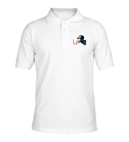 Рубашка поло Веном арт
