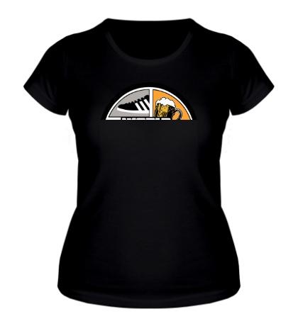 Женская футболка World Ultras