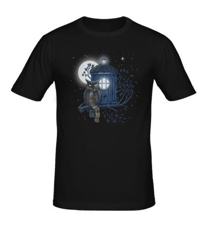 Мужская футболка Dr. Hoot