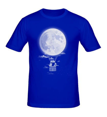 Мужская футболка Around the World in 30 Nights