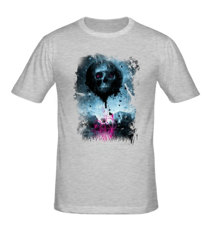 Мужская футболка Blue Moon