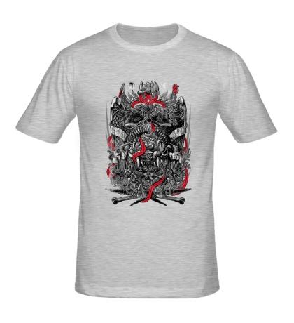 Мужская футболка Sed de Sangre