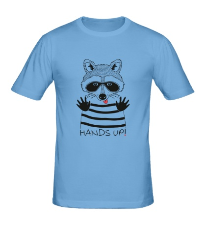Мужская футболка Руки вверх!