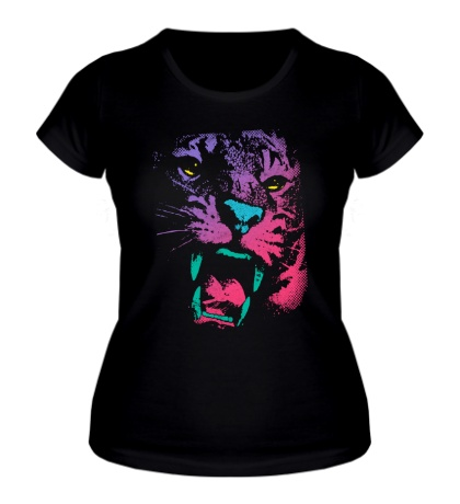 Женская футболка Wild POP Thing