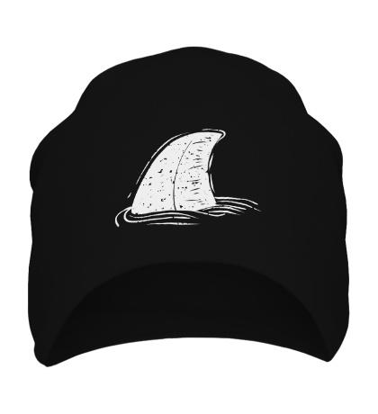 Шапка Акулий плавник