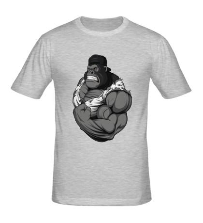 Мужская футболка Бодибилдинг