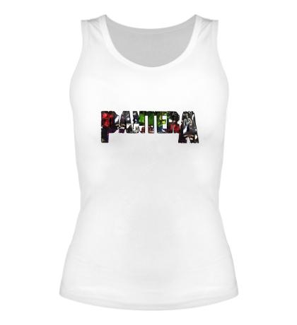 Женская майка Pantera