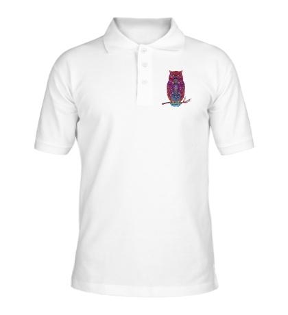 Рубашка поло Магическая сова